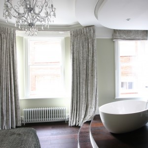 fabric lath luxury velvet curtains