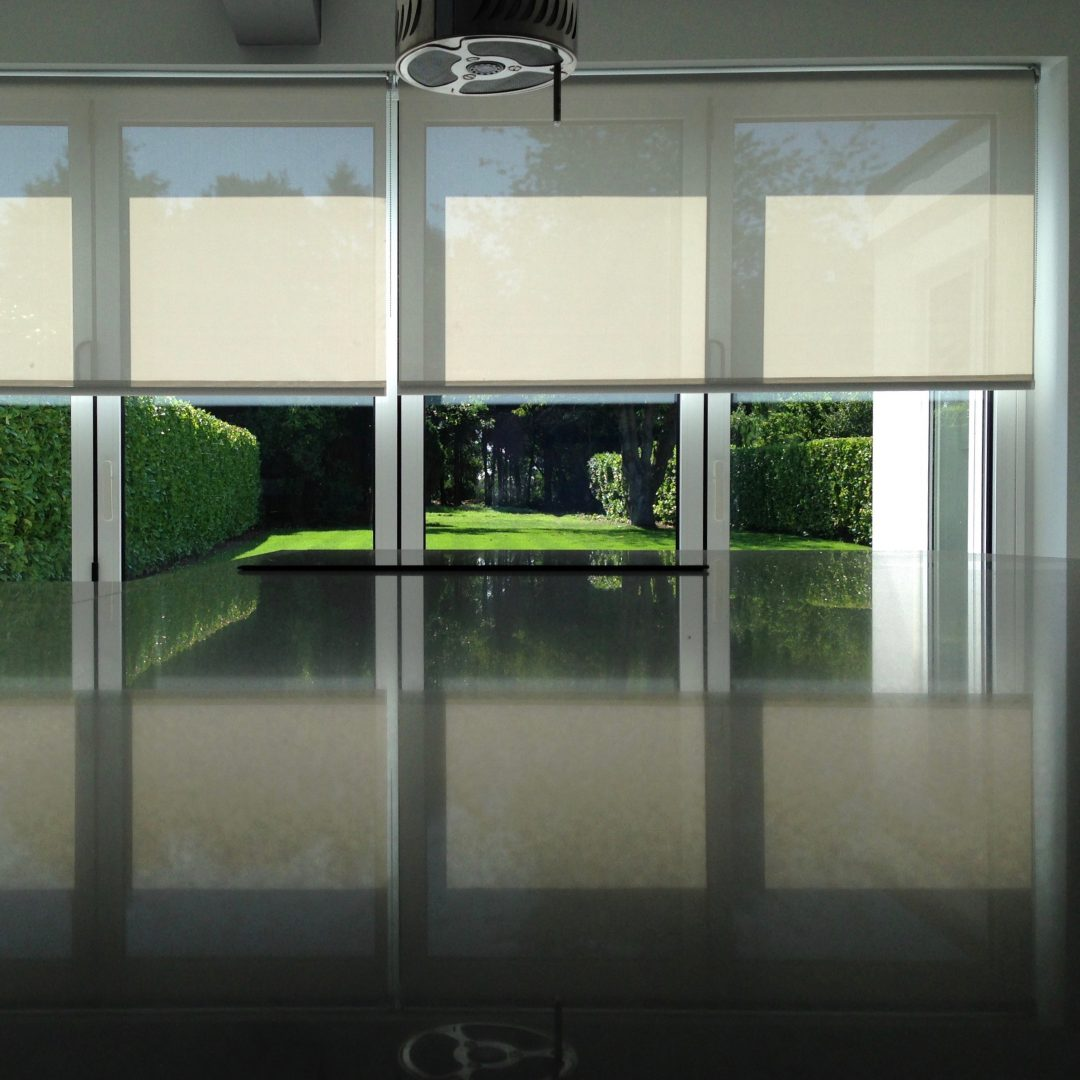 Electric Roller Blinds - Made To Measure Blinds -
