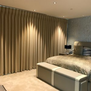 curtains london